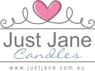 Just Jane Candles - www.justjane.com.au